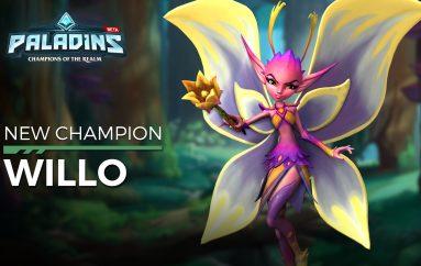 Δείτε εδώ τα skills της νέας ηρωίδας στο Paladins – Willo!