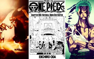 One Piece : Σχολιασμός Chapter 866 !