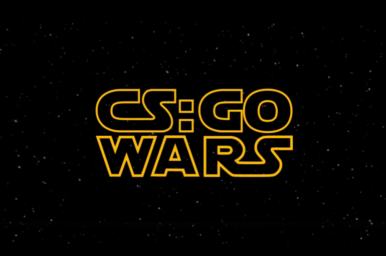 CSGO Star Wars έκδοση για της 4ης Μαΐου από τον sodiac