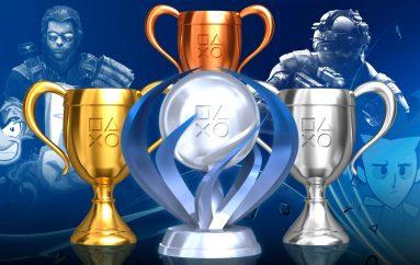 Ο άνθρωπος με τα 1200 Platinum Trophies!