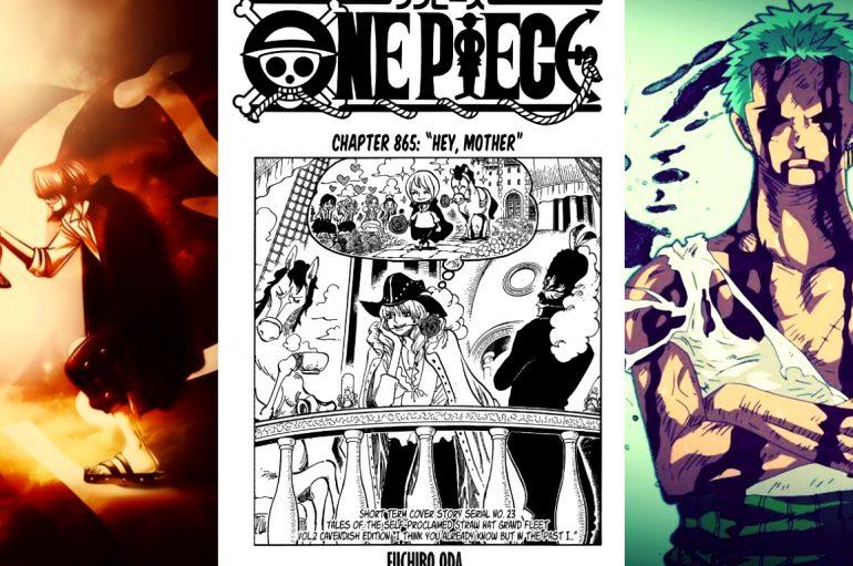 One Piece : Σχολιασμός Chapter 865 !