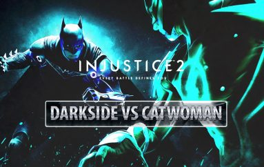 Injustice 2 Μάχες #1: Darkside vs Catwoman