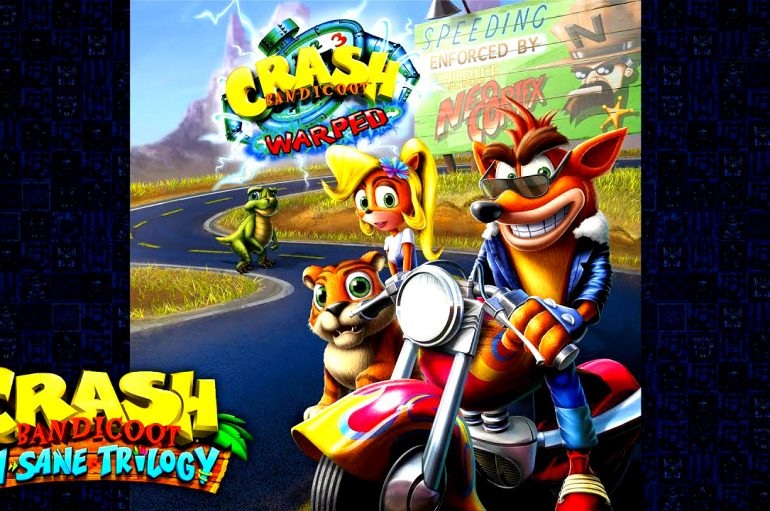 Κι άλλο Gameplay από Crash!