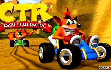 Remaster και στο Crash Team Racing ;
