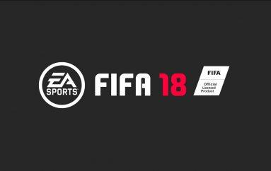 Συνεργασία PlayStation και FIFA 18!