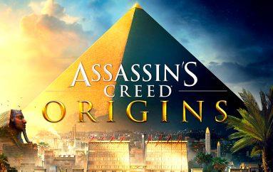 Assassin's Creed: Origins – Παρουσιάσεις E3