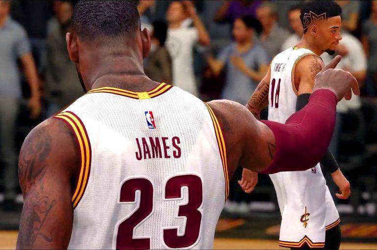 Δυνατά έρχεται το NBA Live 18!