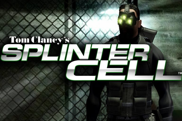 Splinter Cell : Η Ubisoft σκοπεύει να φτιάξει καινούριο Splinter Cell.