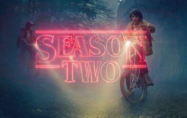 Stranger Things: Τα γυρίσματα της 2ης σεζόν τελείωσαν.