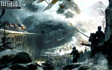 Το expansion του Battlefield 1!