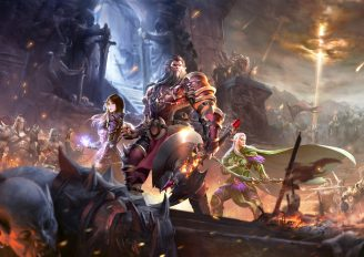 Η Netease ανακοίνωσε το Crusaders of Light Mobile MMORPG!
