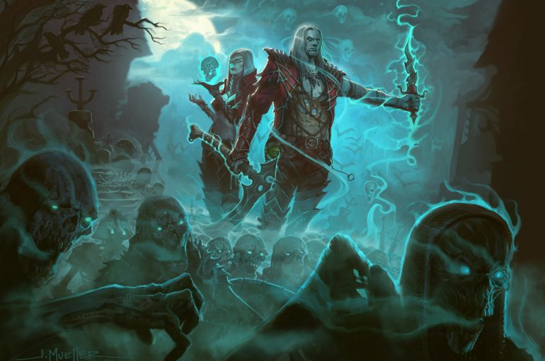 Diablo 3 – Στο patch 2.6 θα έχουμε επιτέλους τον Necromancer!