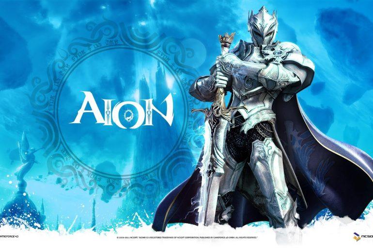 Το AION θα ανοίξει σέρβερ με την πρώτη version του παιχνιδιού!