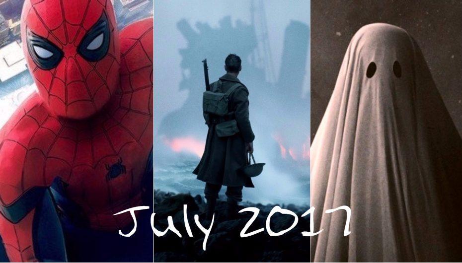 Ιούλιος 2017: Ταινίες που έρχονται αυτό τον μήνα!