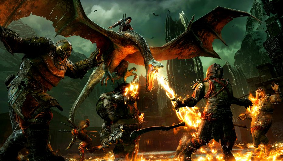 Αυστηρό το Middle-Earth: Shadow Of War