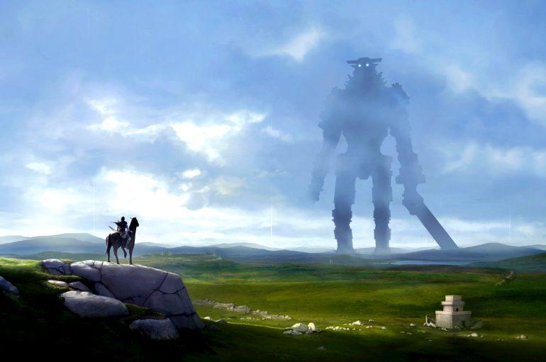 Remake στο Shadow Of The Colossus!