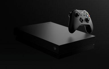 Αποκάλυψη του XBOX One X !