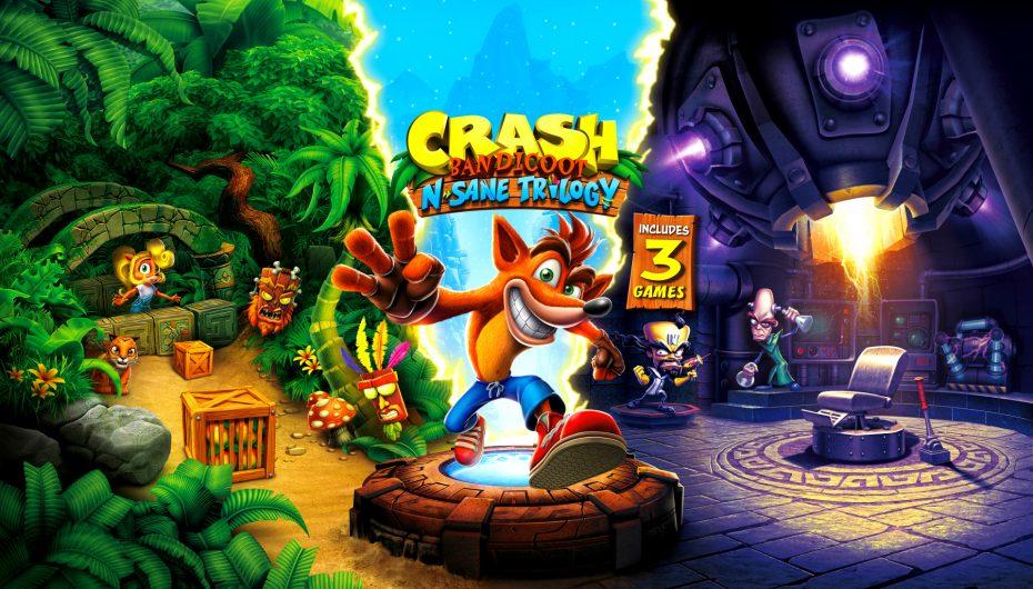 Crash Bandicoot N.Sane Trilogy – REVIEW