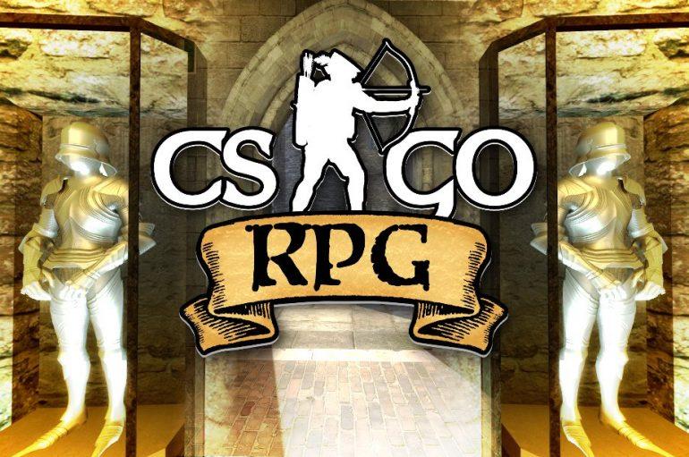Αν το CSGO ήταν RPG απο τον Clicky Crisp
