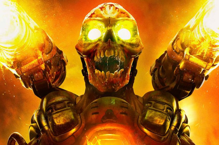 Doom : FREE από σήμερα και για αυτό το σαββατοκύριακο και όλα τα multiplayer DLC free για πάντα.