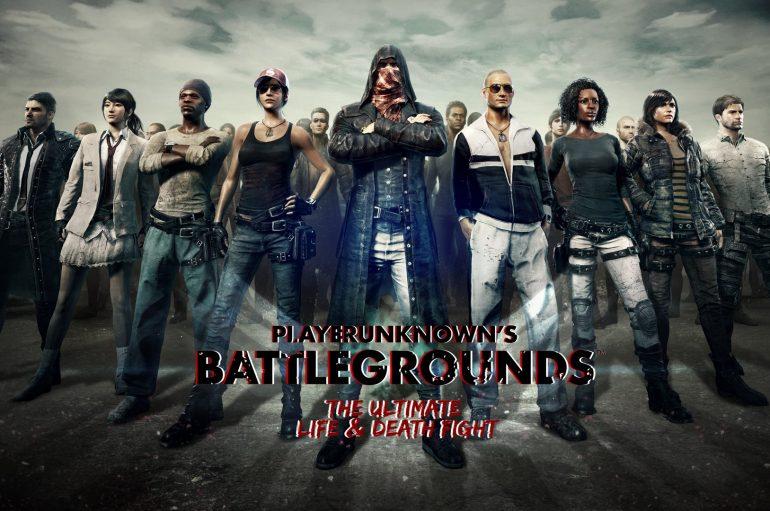 PlayerUnknown's Battlegrounds : Στην 4η θέση με τους περισσότερους παίκτες.