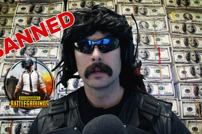 PlayerUnknown's Battlegrounds : Ban σε διάσημο streamer!