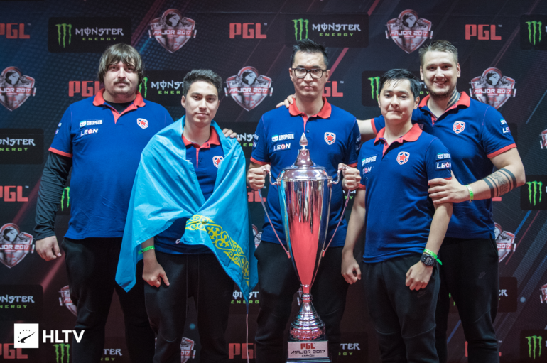Major Champions οι Gambit Esports ενάντια των Immortals στον τελικό του PGL Major Krakow