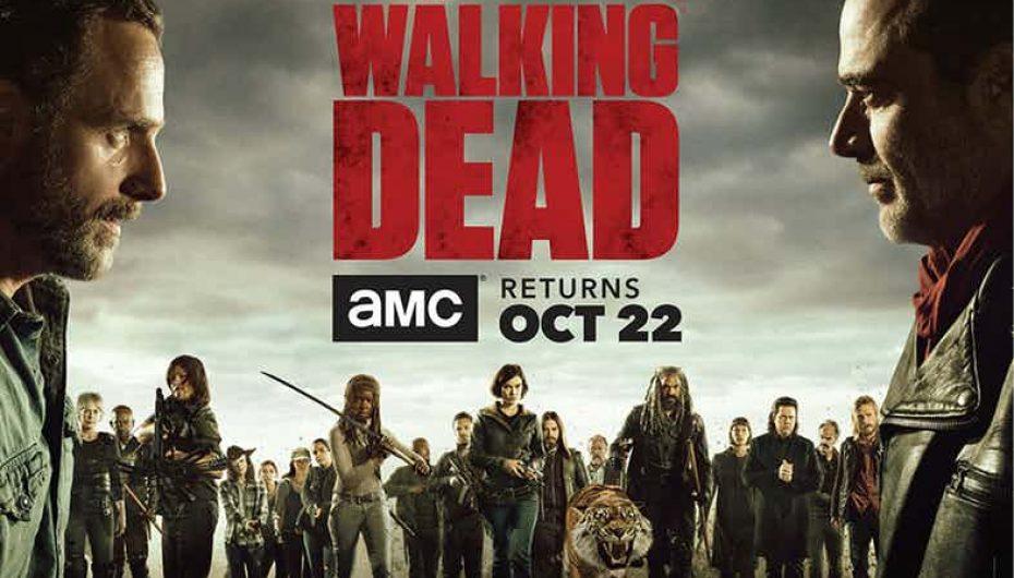 The Walking Dead: Το πρώτο trailer της 8ης σεζόν είναι διαθέσιμο!