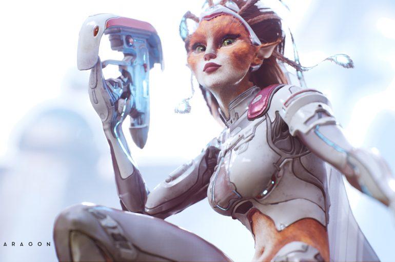 Paragon: Νέα ηρωίδα με το όνομα Zinx!