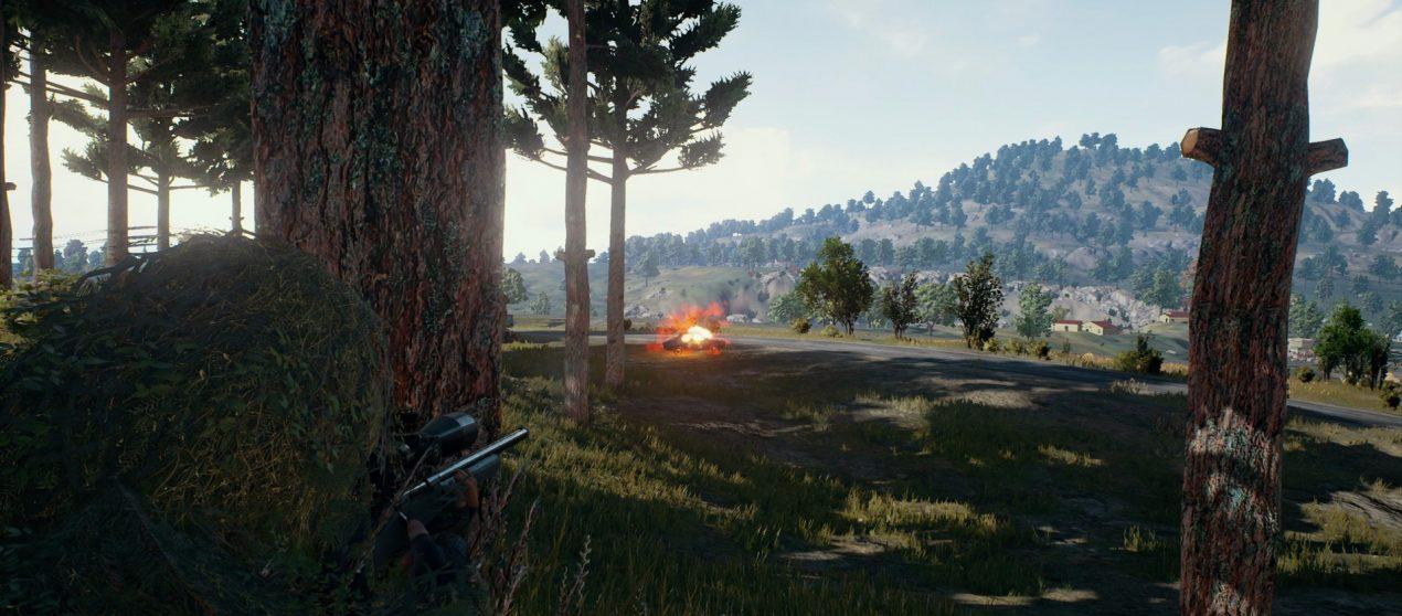 Playerunknown's Battlegrounds: 6ο στη λίστα με τα πιο δημοφιλή παιχνίδια για PC!