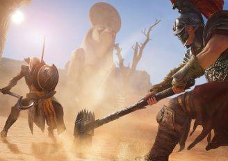 Gamescom: Trailer για το Assasin's Creed Origins!