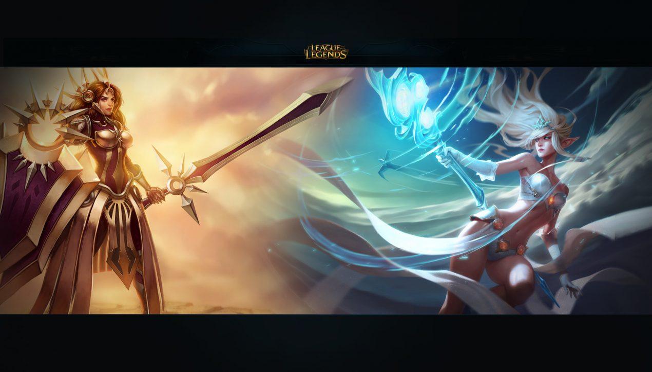 League Of Legends : Janna nerf και Leona buff στο 7.17 patch.