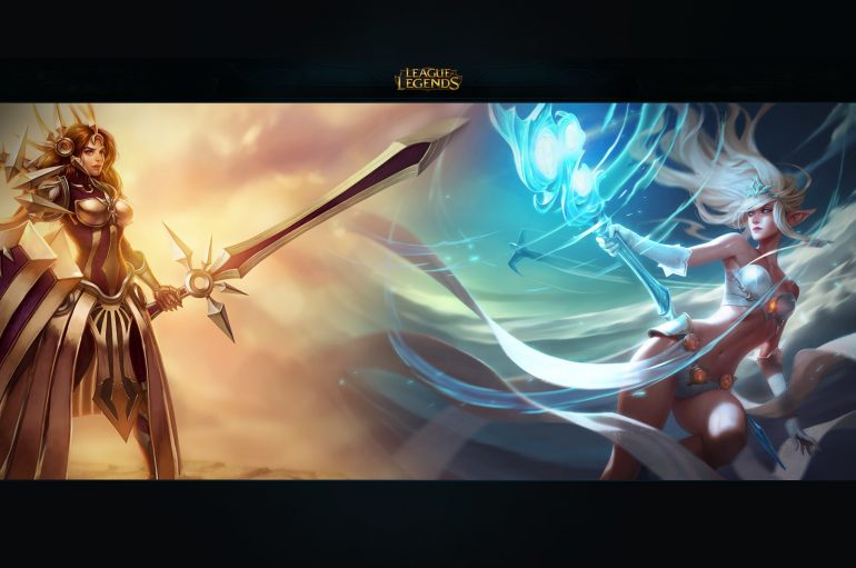 League Of Legends : Janna nerf και Leona buff στο 7.17 patch.