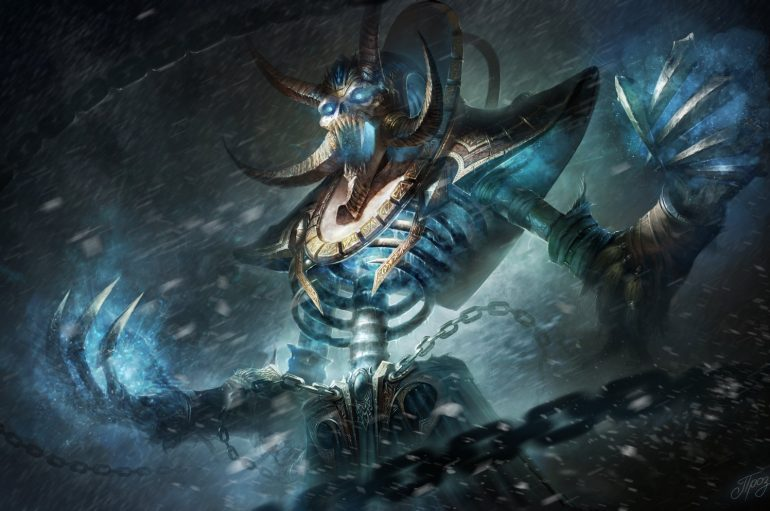 HOTS: Call of Kel'thuzad!