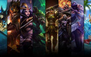 League Of Legends : Σε sales κάποιοι δυνατοί meta Champions!