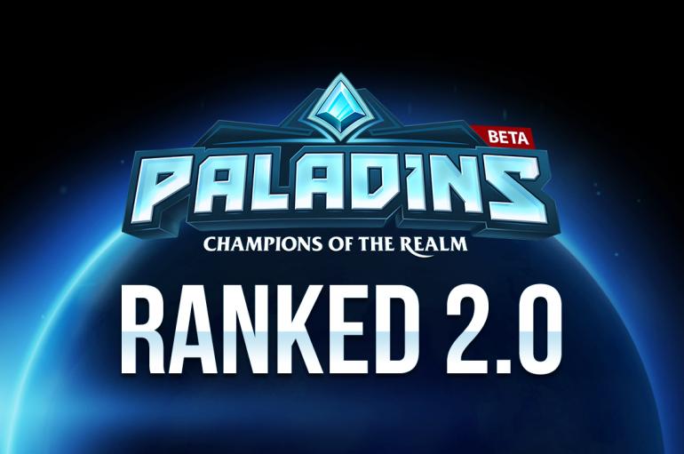 Paladins : Το νέο Rank System 2.0 είναι εδώ.