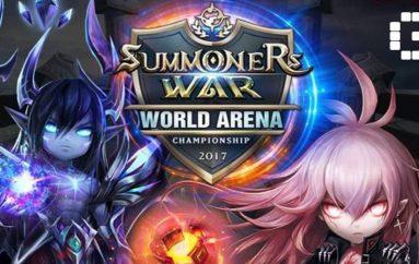 Ανακοινώθηκε το Summoners War World Arena Championship!