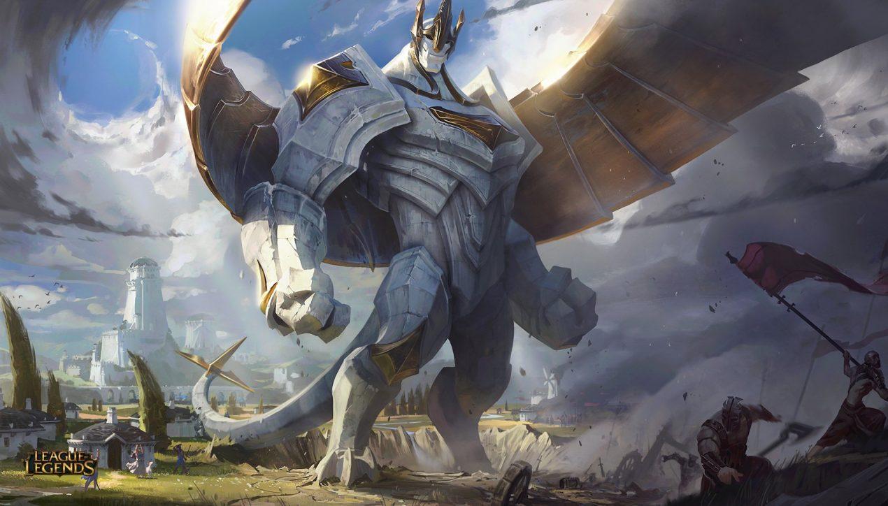 Νέο Mode για το League of Legends με το όνομα Clash!