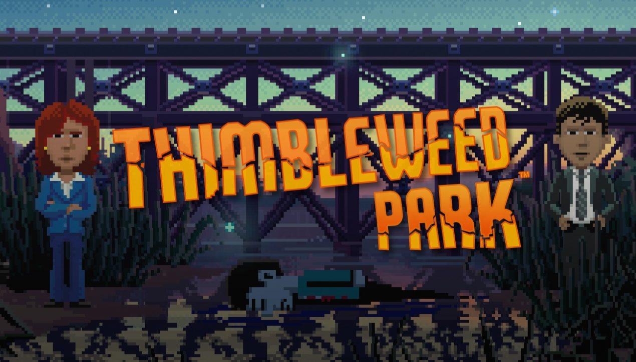 Thimbleweed Park: Pixels, μυστήριο και David Lynch.