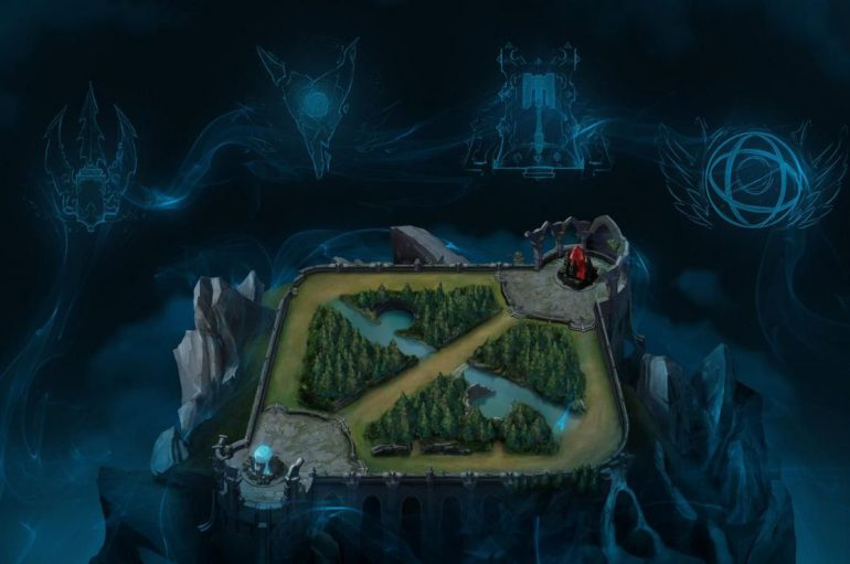 League Of Legends : Τα 5 νέα rune paths για αυτό το preseason.
