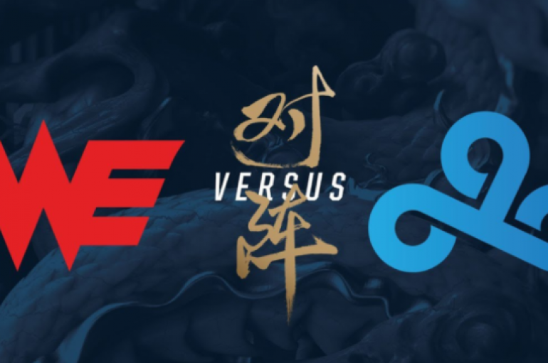 Team WE vs Cloud9 – QuarterFinals + Πρόγραμμα