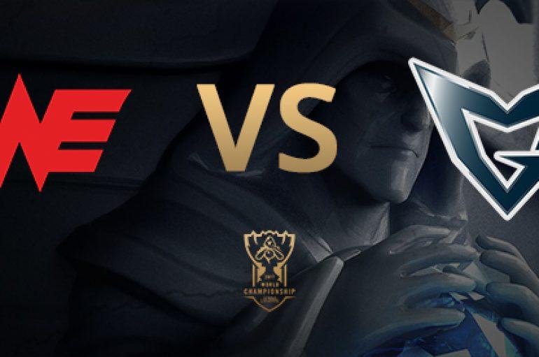 Team WE vs Samsung Galaxy – SemiFinals