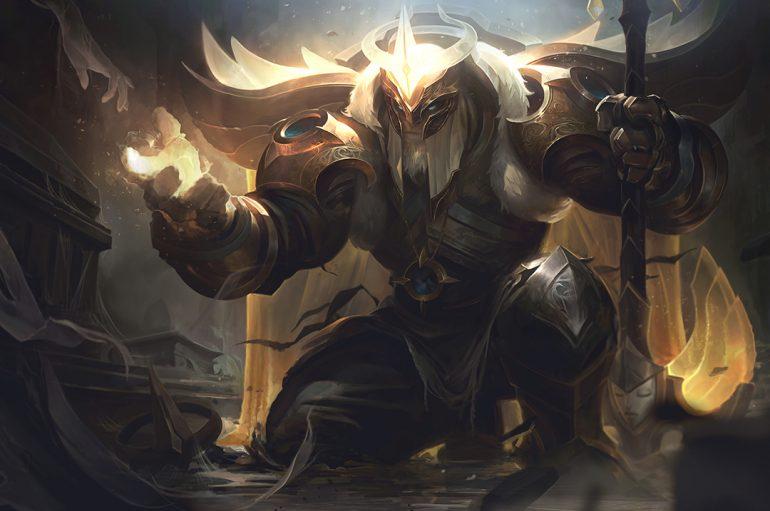 Διαθέσιμο το νέο skin του Yorick, Arclight!