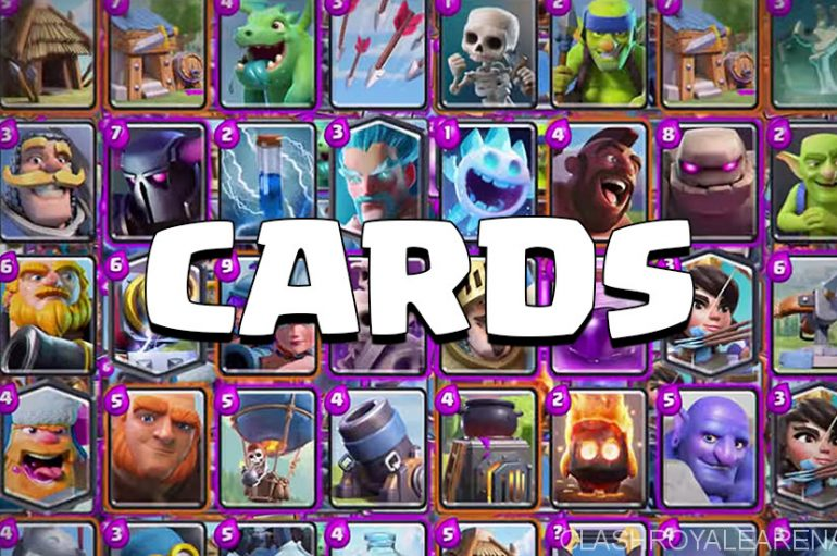 Popular Decks : Clash Royale