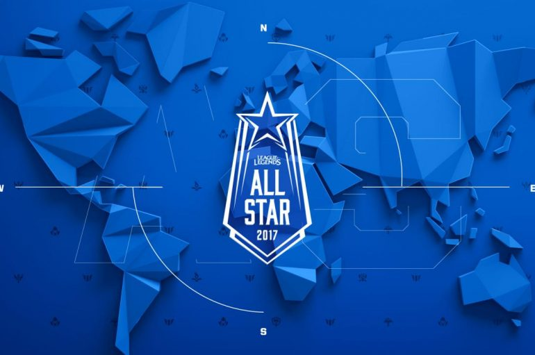 LOL All-Star Event 2017