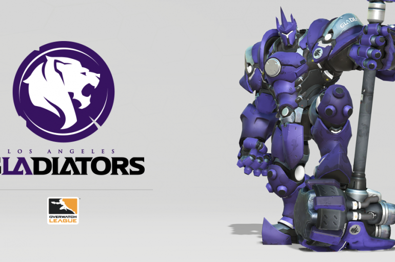LA Gladiators η νέα Overwatch ομάδα του Los Angeles