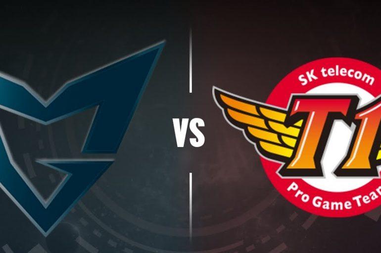 Samsung Galaxy vs SK telecom T1 – Finals