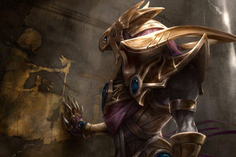 Azir Rune Build από τον Brokenshard(Part 2)