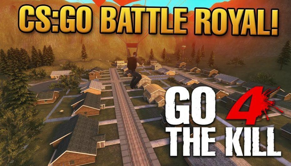 Το CSGO έχει πλέον δικό του Community Server για Battle Royale