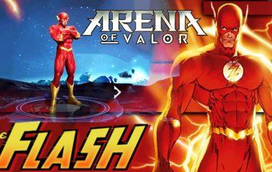 Ο Flash σύντομα στο Arena of Valor;!